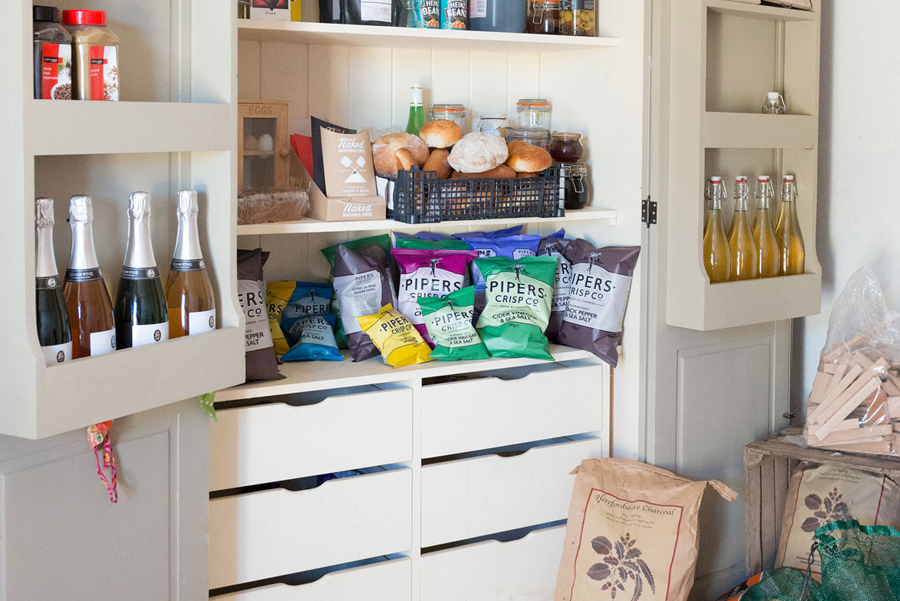 Pantry goodies